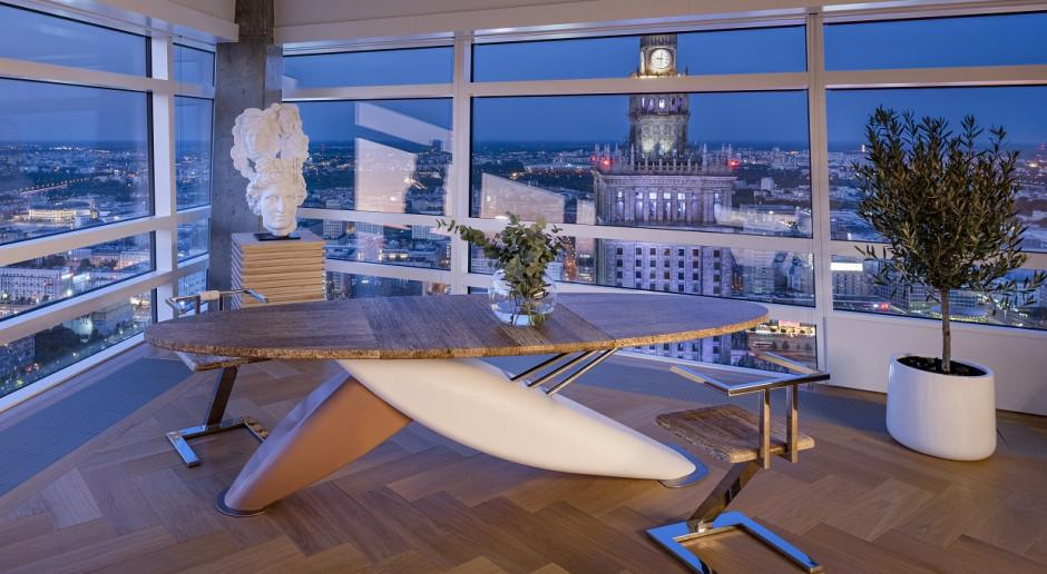 Tak wygląda apartament pokazowy za 7 mln zł w Złotej 44