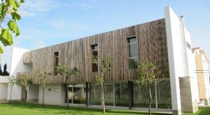 Drewno termowane - idealne na taras i elewację