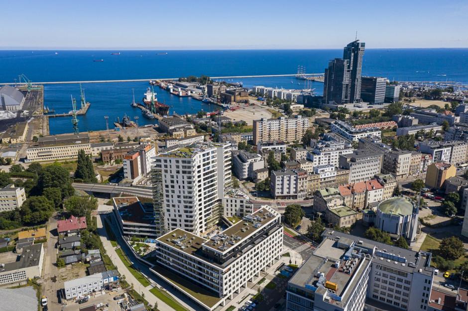Trzecia najwyższa inwestycja w Gdyni już gotowa