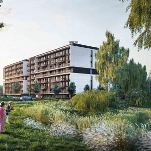 Echo z pozwoleniem na budowę projektu Bonarka Living w Krakowie