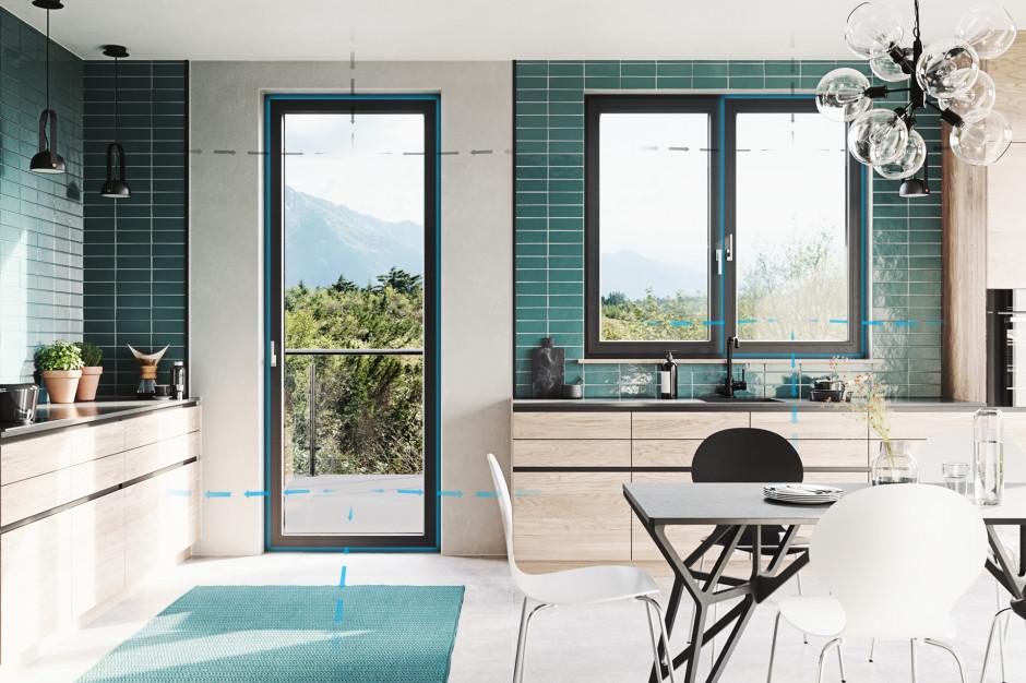 Okna mogą ochronić przed komarami i insektami