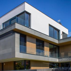 Modernistyczne wyzwanie - kubikowy dom na warszawskiej Ochocie