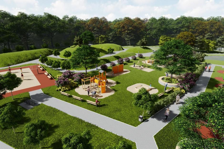 Nowoczesna inwestycja z własnym parkiem. Osiedle Sienkiewicza rośnie pod Poznaniem