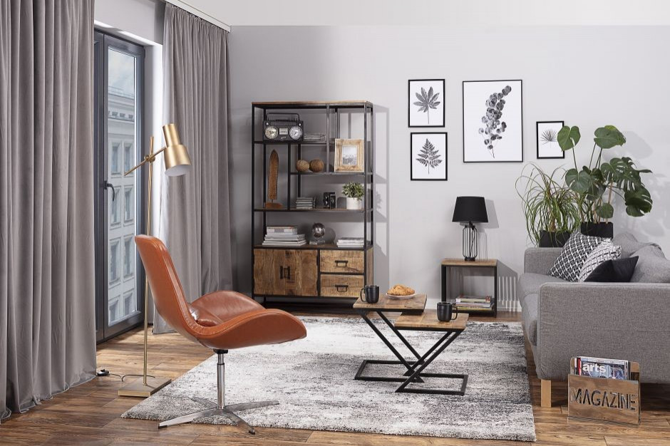 Szybka i efektowna metamorfoza małego mieszkania