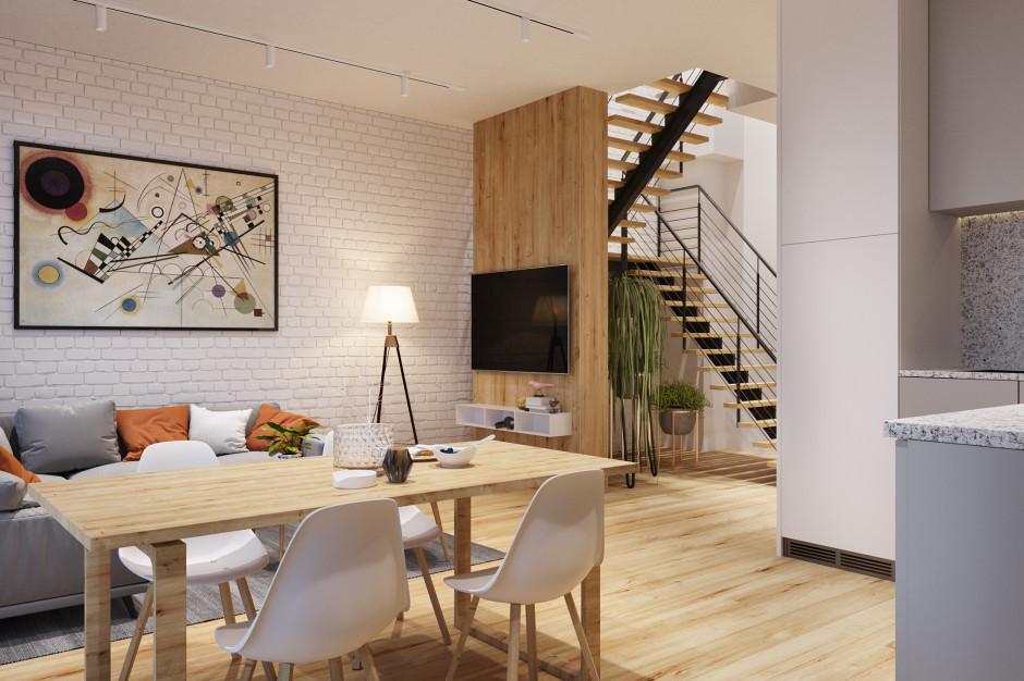 Apartamenty dwupoziomowe, czyli dwa poziomy zalet mieszkania deweloperskiego