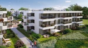 Dom Development buduje na wrocławskim Psim Polu. Osiedle Zielna już w sprzedaży