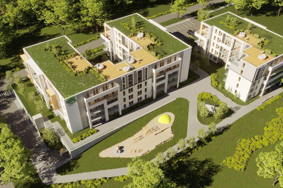 Apartamenty Poligonowa w Lublinie sprzedane w 80 proc.