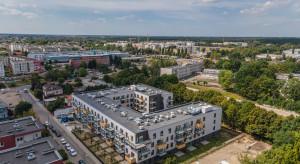 Cerisier Résidence w Poznaniu oddana do użytku