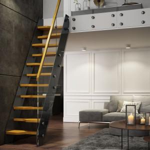 Jak dobrać schody do stylu wnętrza? Poradnik i galeria zdjęć z polskich domów