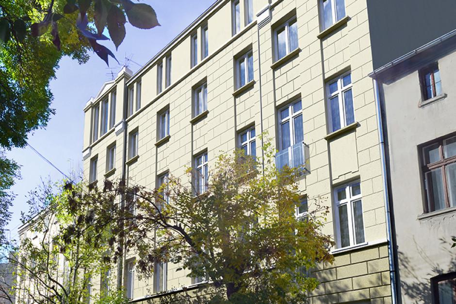 Kamienica przy Poznańskiej w Łodzi zyska nowe życie