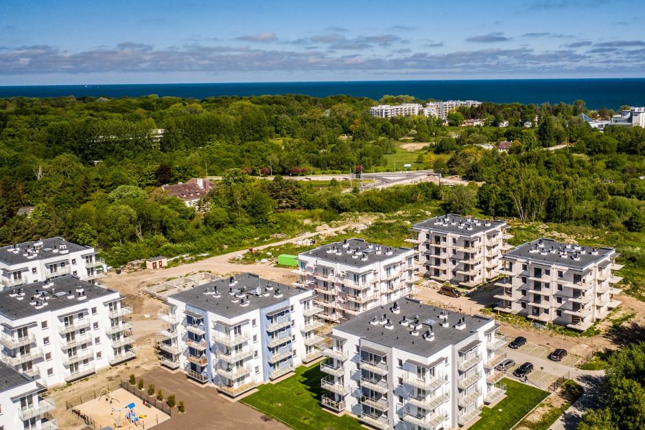 Budnex wprowadza II etap Porta Mare Baltica