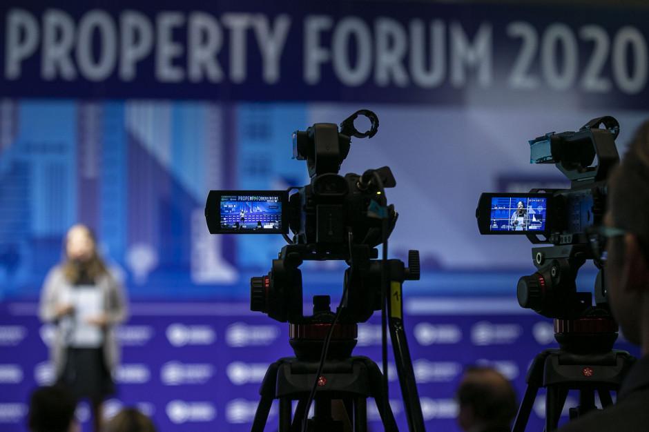 Property Forum 2020 na żywo i w sieci. Zapraszamy na retransmisje dyskusji!