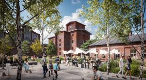 Zabytkowa elektrownia Scheiblera odzyskuje blask