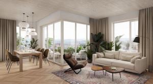 Wysoki popyt na mieszkania premium