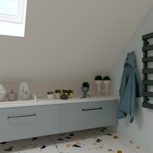 Polacy aranżują łazienki dla dzieci. Tak wygląda pomieszczenie