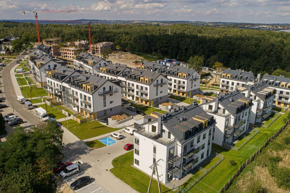 Ceny mieszkań wyhamowały
