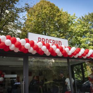 Zakątek Cybisa od Profbud - biuro sprzedaży już otwarte