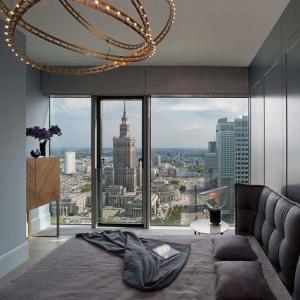 Tak urządzono luksusowe wnętrze w apartamentowcu Cosmopolitan