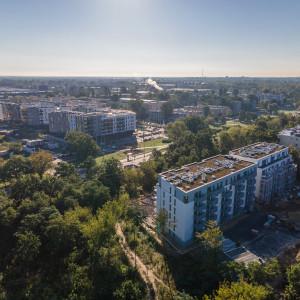 Zielone osiedle na Białołęce. Bouygues Immobilier kończy budowę Forêt