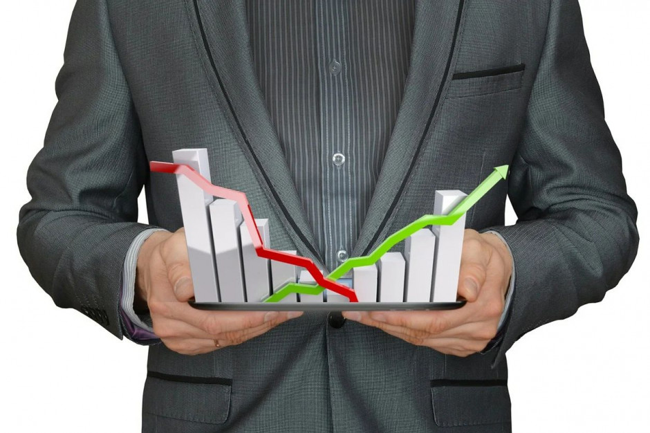 Recesja polskiej gospodarki w 2020 roku może wynieść 3,9 procent