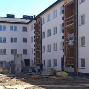 Powstaje ponad 2 tysiące rządowych mieszkań. Mamy zdjęcia z placów budowy