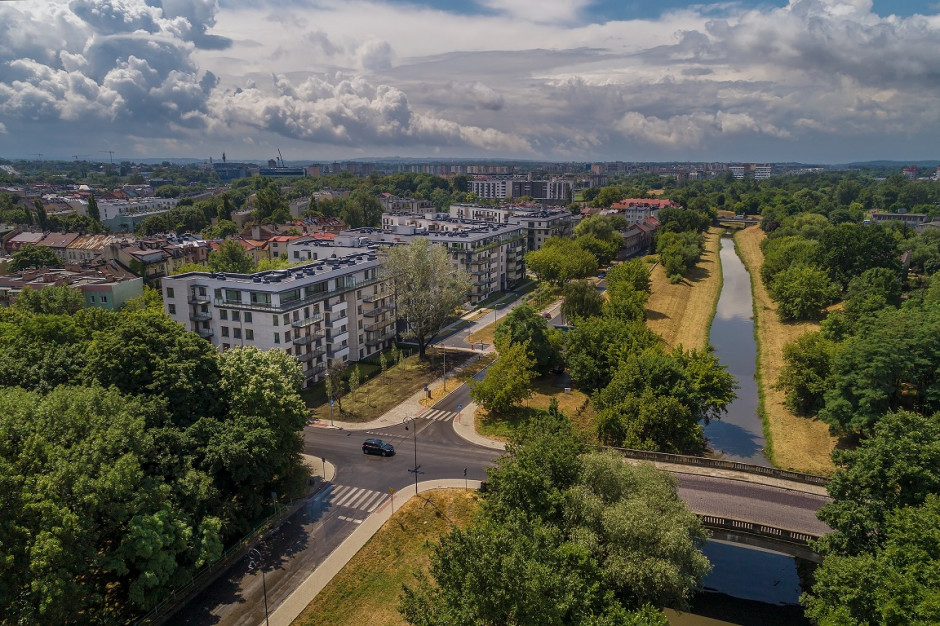 Ponad dwie dekady Echo Investment w Krakowie