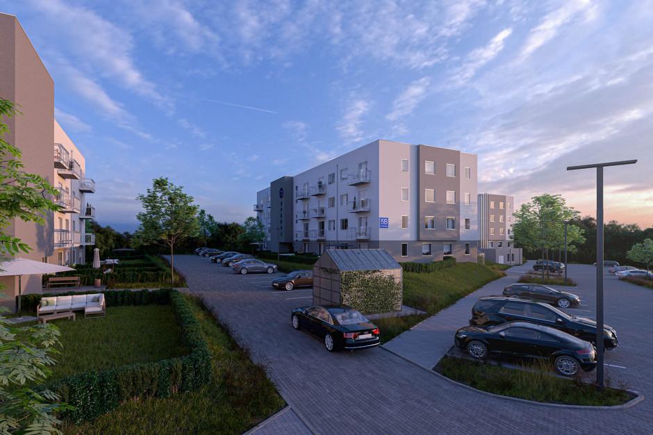 Dekpol Deweloper z nowym projektem w Tczewie. Powstanie 121 mieszkań na Osiedlu Kociewskim