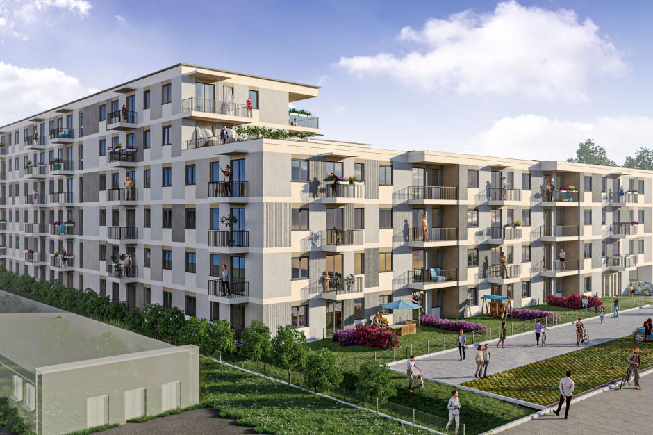 Nexity wybuduje na poznańskim Grunwaldzie