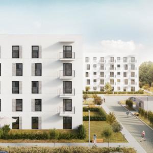 Mieszkanie Plus w Nakle nad Notecią. Zobacz wizualizację osiedla