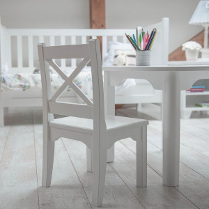 Biel w pokoju dziecka - 5 kroków do udanej aranżacji