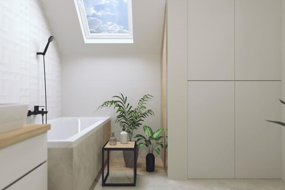 Jak zaprojektować jasną łazienkę?