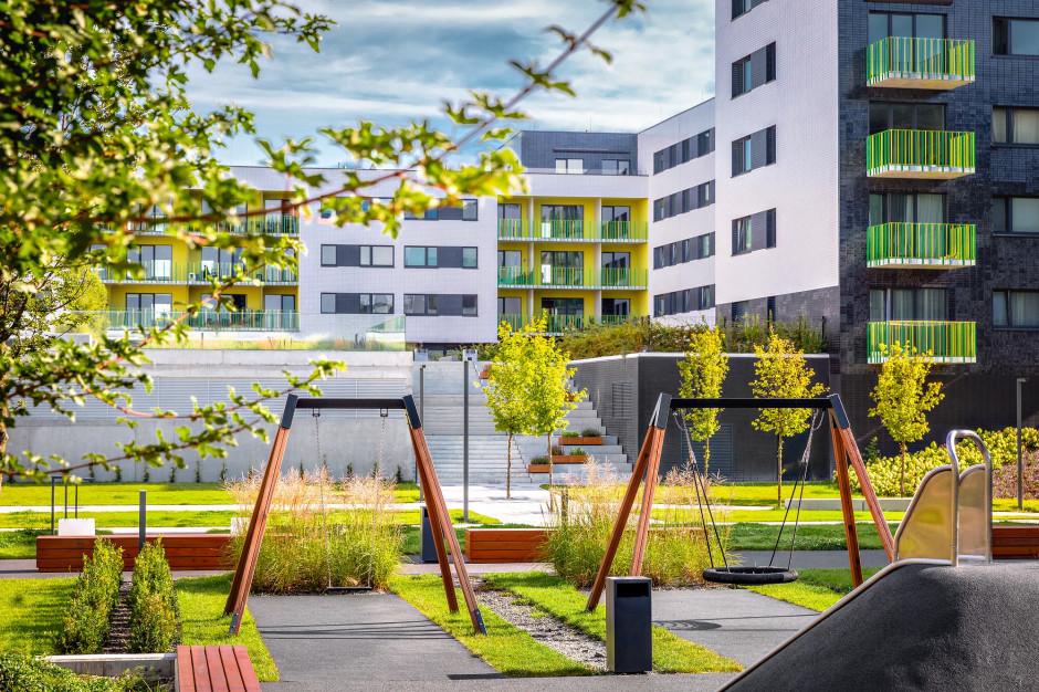 Osiedle Mieszkaj w Mieście z dwiema nagrodami w Londynie