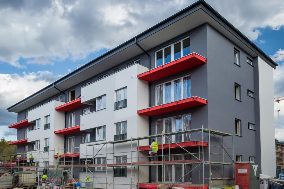 Trwa budowa blisko pół tysiąca mieszkań na południu Krakowa