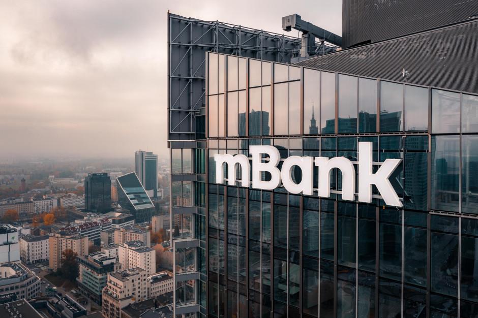 mBank podnosi opłaty dla klientów od marca 2021 roku