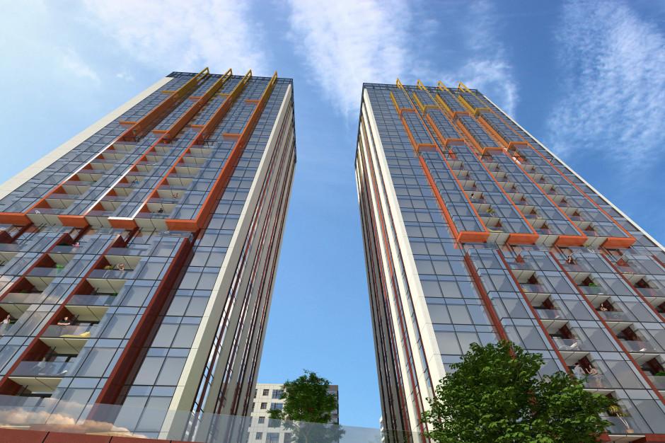 Dwie wieże przy Rondzie Daszyńskiego w Warszawie. Towarowa Towers z pozwoleniem na budowę