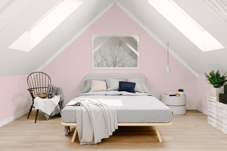 Aranżacja mieszkania. Jak malować skosy?