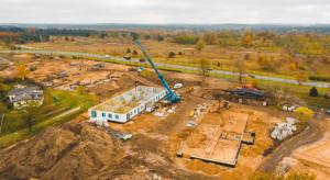 Mieszkanie Plus w Toruniu: pierwsza kondygnacja gotowa w miesiąc