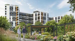 Mieszkańcy będą mogli wprowadzić się kilka miesięcy wcześniej do Parkur Residence
