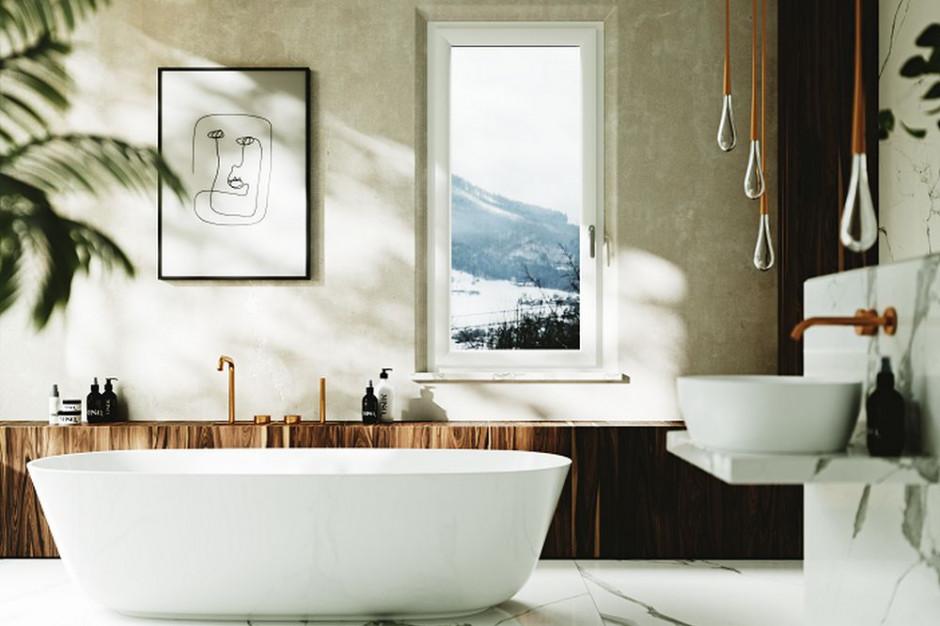 Okno w łazience - czy to ma sens?