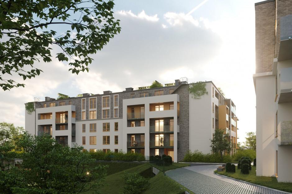 Apartamenty Poligonowa pną się w górę
