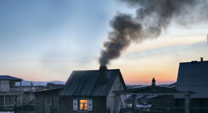 GIOŚ informuje o złej jakość powietrza w wielu miastach kraju