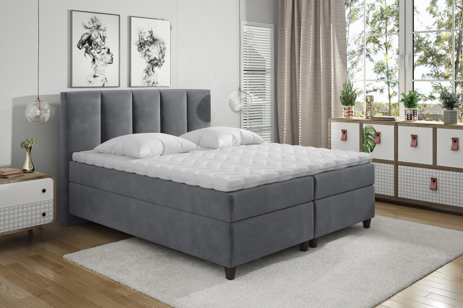 Mieszkanie seniora. Jak dobrze zaprojektować sypialnię dla osoby starszej?