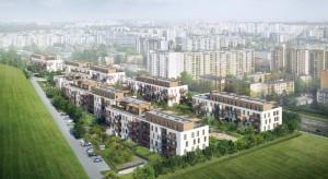 Cordia zamyka budowę Zielonego Bemowa