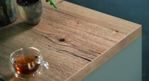 Meble z drewna bez drewna. Tak, to możliwe!