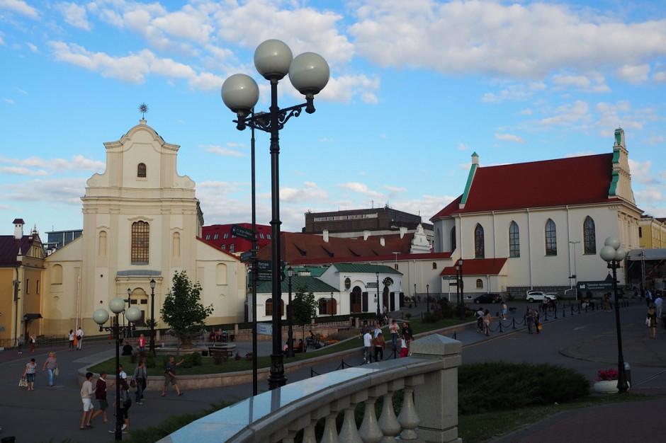 Białoruś. Niepokorna dzielnica Mińska ma już wodę