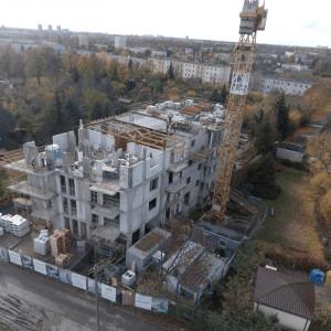 Kolejne postępy budowy inwestycji Piątkowska 103