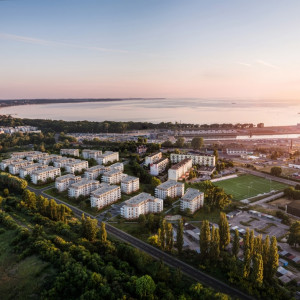 Robyg wprowadza do sprzedaży nadmorskie apartamenty Porto w Gdańsku