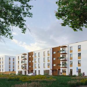 Aria Development z nową inwestycją. Rośnie Osiedle Natura II