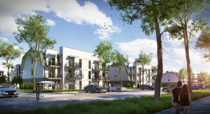Apartamenty Kościuszki - nowe mieszkania w Zacharzycach