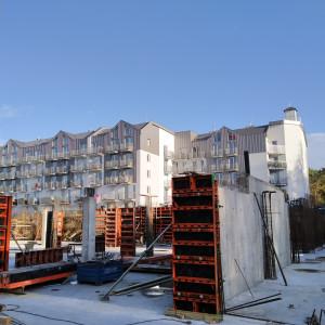 II etap projektu Nadolnik realizowany zgodnie z planem